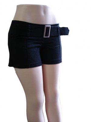 Womens twill short shorts