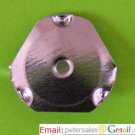 Metal Dome- Triangle Series- Diameter 5mm