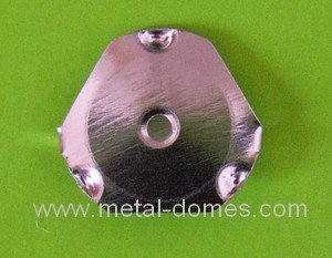 Triangle Metal Domes