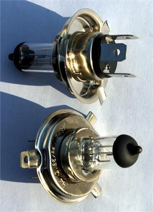 Headlight Bulb 12V 18W H4