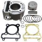 NCY Zuma 125 Cast Iron Cylinder Kit 59mm