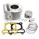 NCY Zuma 125 Performance Ceramic Cylinder Kit 59mm