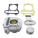 NCY 62mm Ceramic Coated GY6 150 Big bore kit