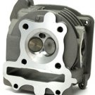 NCY 50mm High Performance Cylinder Head GY6 50