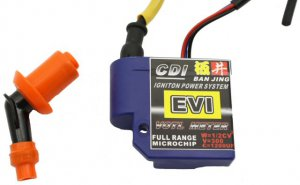 High Performance CDI / Coil GY6 50