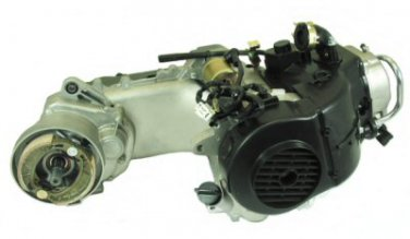 GY6 50 139QMB Shortcase Engine