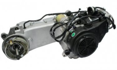 GY6 150  Longcase Engine