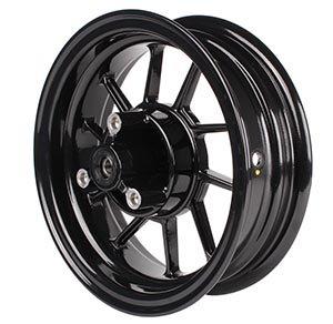 NCY Front Wheel Honda Ruckus Black (10 Spoke)