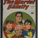 Marvel Family #6 (CGC 8.0) Highest Graded!