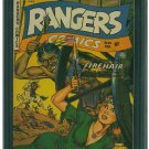 Rangers Comics #63 (CGC 9.0) 2ND HIGHEST GRADED