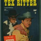Tex Ritter Western #13 (CGC 9.2) 2ND HIGHEST GRADED