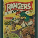 Rangers Comics #50 (CGC 8.5) 2ND HIGHEST GRADED