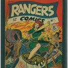 Rangers Comics #45 (CGC 8.0) 2ND HIGHEST GRADED