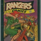 Rangers Comics #60 (CGC 7.0) HIGHEST GRADED