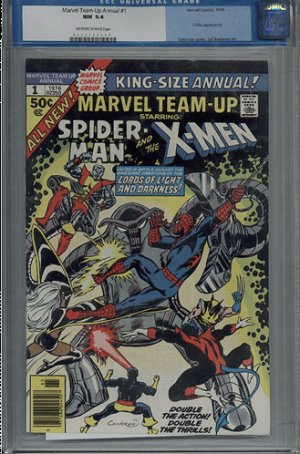 Marvel Team-Up King Size Annual #1 (CGC 9.4)