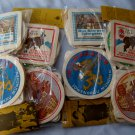 Vintage German Beer Advertising Coaster Assortments Lowenbrau