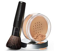Mary Kay Mineral Powder Foundation w/ Brush - Bronze 1