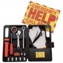 Highway Emergency Kit by Yorkcraft, 40pc SAE & Metric