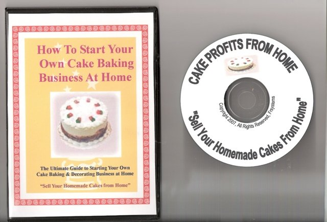 Who Owns The Cake Decorating Company : Start Your Own Cake Baking & Decorating Business from Home