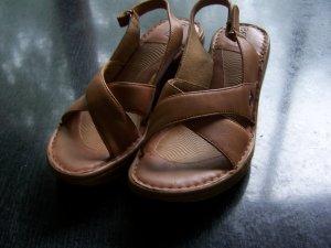 Born leather sandals, size 8/39