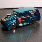 HOT WHEELS '56 FORD DELIVERY VAN