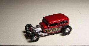 HOT WHEELS '32 FORD COUPE