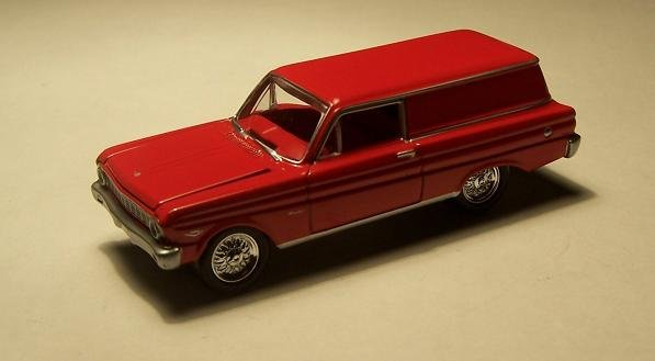 JOHNNY LIGHTNING '65 FORD FALCON WAGON