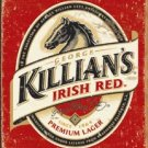 Killian's Beer Weathered Tin Sign #1390