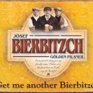Bierbitzch Beer Logo Tin Sign #1467