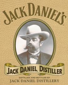 Jack Daniel's Portrait Tin Sign #786