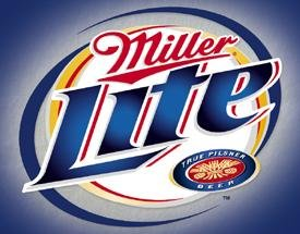 Miller Lite Beer  Logo Tin Sign #1080