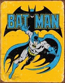 Batman Retro Tin Sign #1357