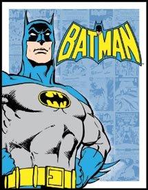 Batman Retro Tin Sign #1401