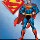 Superman Man Of Steel Tin Sign #1337