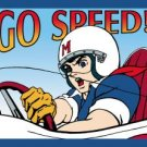 Speed Racer Go Speed Tin Sign #737