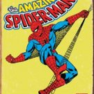Spider-Man Retro Tin Sign #1437