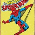 Spider-Man Retro Tin Sign #1437