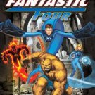 Marvel Fantastic Four Tin Sign #1222