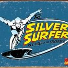 Marvel Silver Surfer Retro Tin Sign #1439