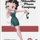 Betty Boop Klondike Phones Tin Sign #1240