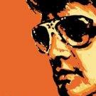 Elvis Presley Tigerman Tin Sign #1097