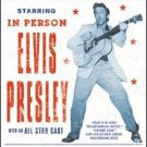 Elvis Presley Show Poster Tin Sign #1197