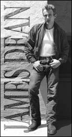James Dean Rebel Tin Sign #1205