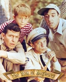 Andy Griffith Show Men Of Mayberry Tin Sign #814