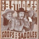 Three Stooges Goofs And Saddles Tin Sign #1482