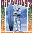 Three Stooges Surf School Tin Sign #1196