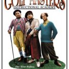 Three Stooges Golf Masters Tin Sign #696