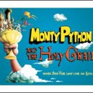 Monty Python Holy Grail Tin Sign #1211