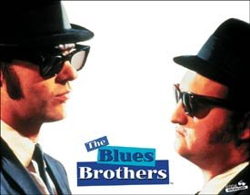 Blues Brothers The Boys Tin Sign #1377