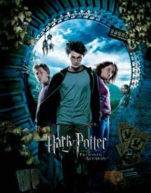 Harry Potter Movie Prisoner Of Azkaban Tin Sign #1346